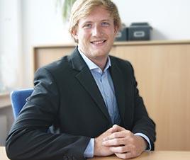 Dozent Steffen Wildner