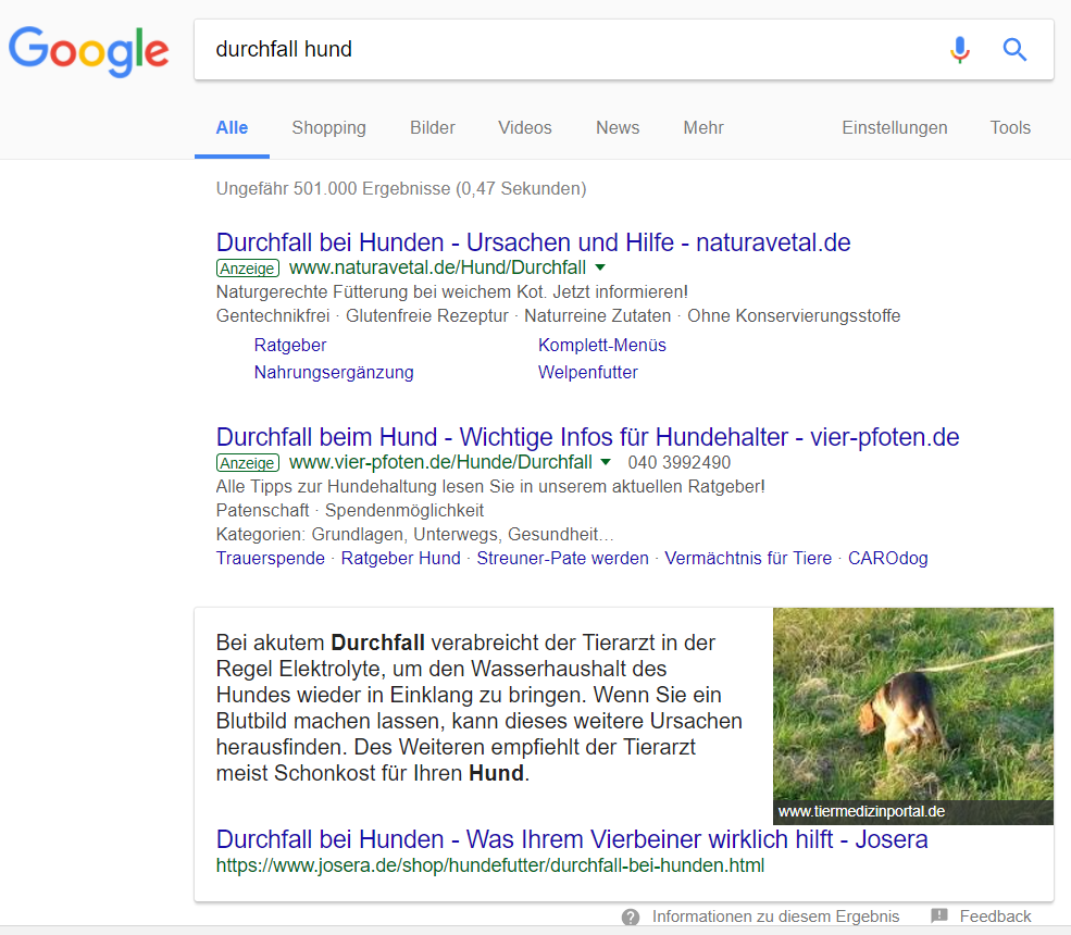 SEO Trend Featured Snippets