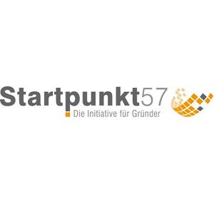 Referenz Kundenlogo Startpunkt57 - Die Initiative für Gründer e.V. in Siegen