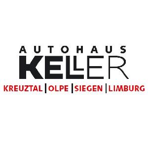 Referenz Kundenlogo Autohaus Keller in Siegen, Kreuztal, Olpe & Limburg