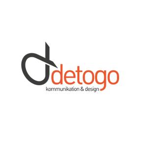 Referenz Kundenlogo Detogo Agentur für Kommunikation & Design in Siegen