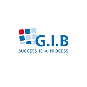 Referenz Kundenlogo GIB in Siegen