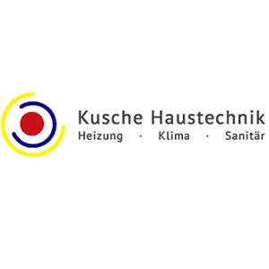 Referenz Kundenlogo Kusche Haustechnik in Siegen-Seelbach