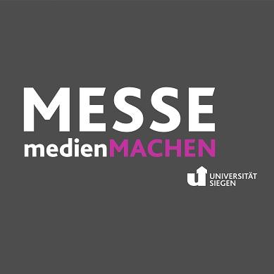 Messe Medien Machen Universität Siegen, Ausstellung für Werbeagentur in Siegen