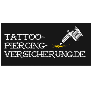 Referenz Kundenlogo Tattoo Piercing Versicherung in Recklinghausen
