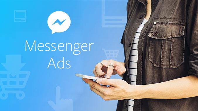 Facebook Messenger Anzeigen