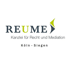 Referenz Logo REUME – Kanzlei für Recht und Mediation