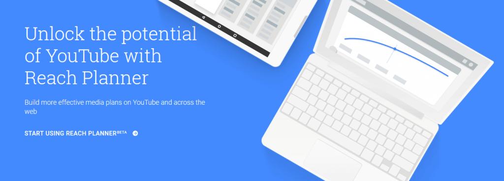 Google Reach Planner für Video Ads